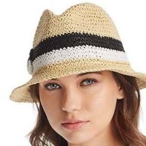 New with tags Kate Spade ♠️ straw hat